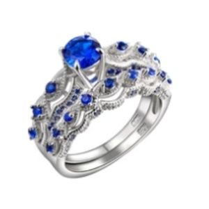 CERTIFIED 1.3Ct Diamond Ring